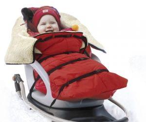 Baby richtig anziehen im Winter