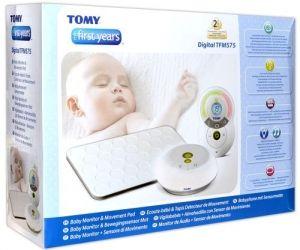 Babyphone mit Sensormatte TFM575 von TOMY