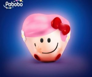 Das Nachtlicht Little Miss Hug von Pabobo kaufen