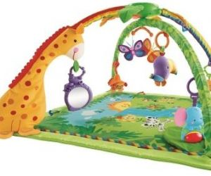 Krabbel- und Spieldecken für das Baby