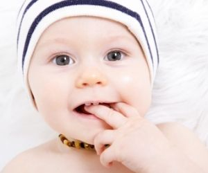 Die Anzeichen für den ersten Zahn