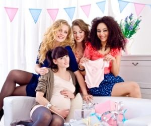 baby shower geschenke und tipps f r die baby party wunschfee. Black Bedroom Furniture Sets. Home Design Ideas