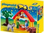 Weihnachtsgrippe Playmobil 1.2.3 - Wunschfee