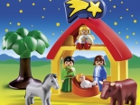 Playmobil: Die Weihnachtskrippe