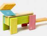 Die magnetischen Holzbausteine von Tegu