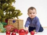 Sicherheits-Tipps für Weihnachten mit Kindern