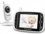 Video-Babyphone für gehobene Ansprüche