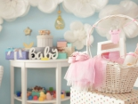 Baby-Söckchen und Cupcakes: Babyparty mit den Mädels