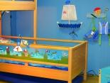 Sichere Beleuchtung im Kinderzimmer