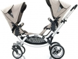 Two in One - Geschwister-kinderwagen