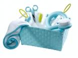 Stylisch schön im Baby-Badezimmer