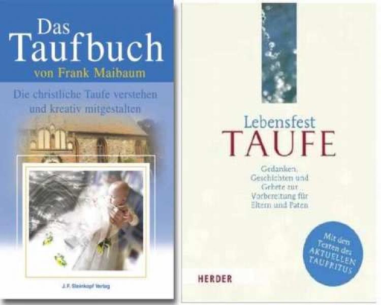 Gute Bücher Zu Taufe Und Tauffest Gestaltung Wunschfee