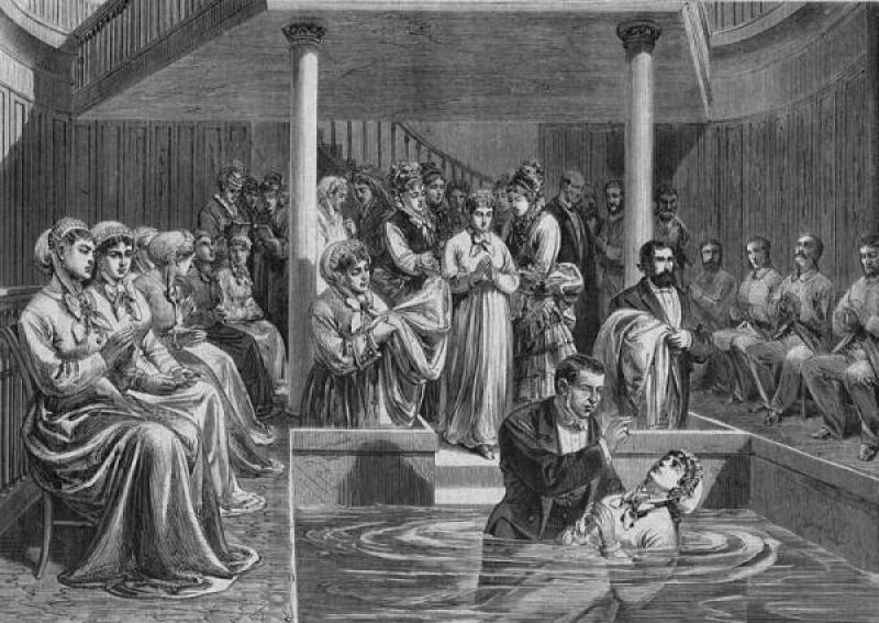 Taufe In Anderen Christlichen Kirchen Wunschfee