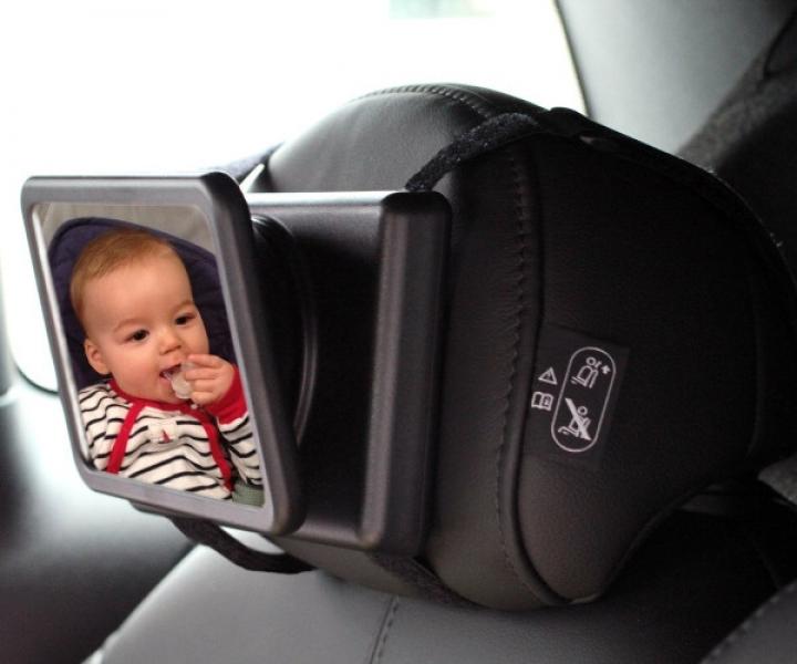 Baby-Rückspiegel