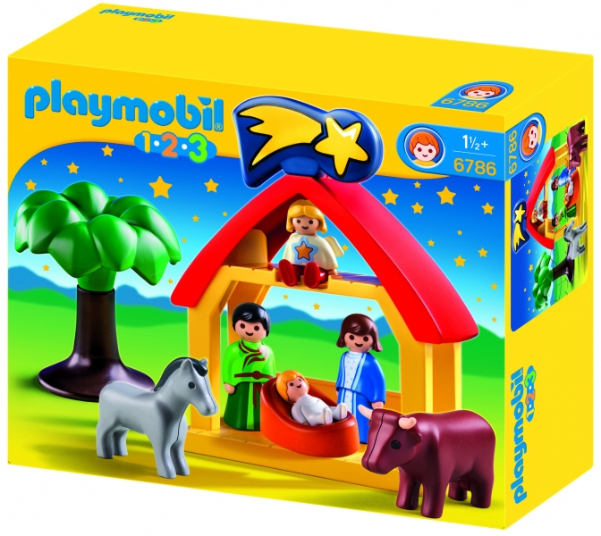playmobil 123 weihnachtskrippe my blog. Black Bedroom Furniture Sets. Home Design Ideas