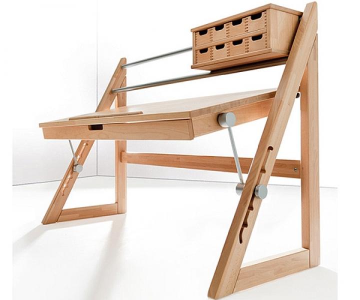 ANDERSon U2013 Ein Neuer HABA Schreibtisch Erobert Die Kinderzimmer