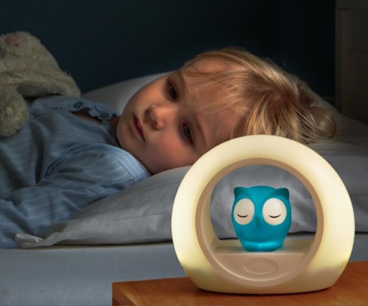 Neu f rs kinderzimmer lou leuchte nachtlicht wunschfee for Kinderzimmer nachtlicht