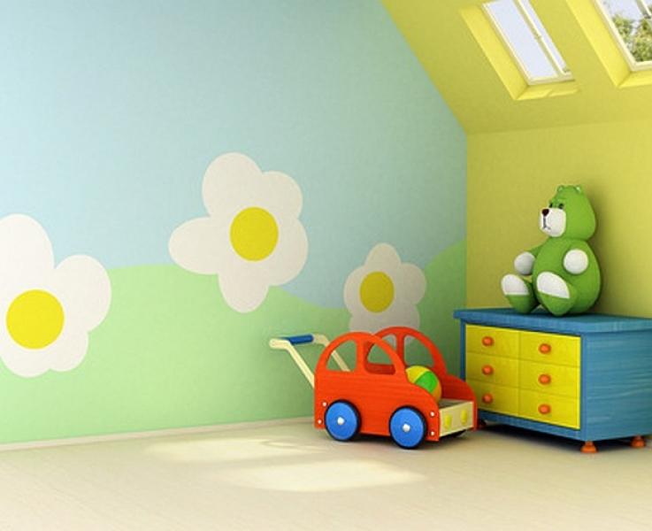 Klebefolien Fur Kinderzimmer Eine Neue Note Fur Wenig Geld Wunschfee