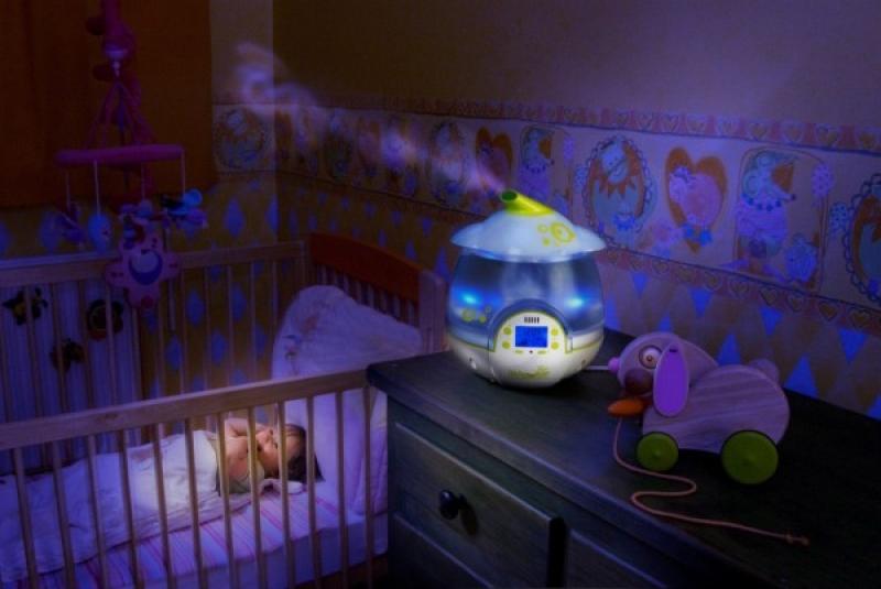Luftbefeuchter für das Baby-Zimmer - Ratgeber - Wunschfee