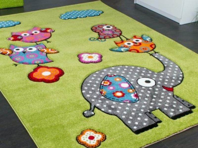 Spielteppiche - Teppiche für das Kinderzimmer - Wunschfee