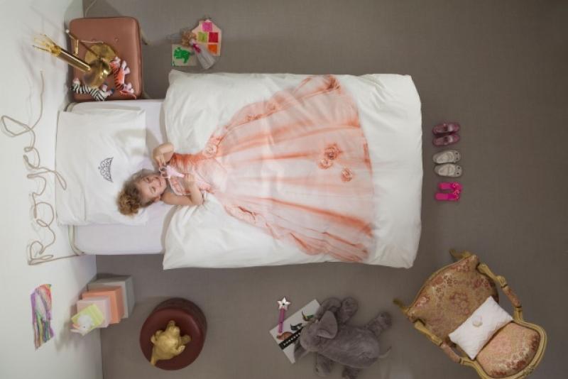 Bettwäsche mit ganz viel spiel fantasie wunschfee