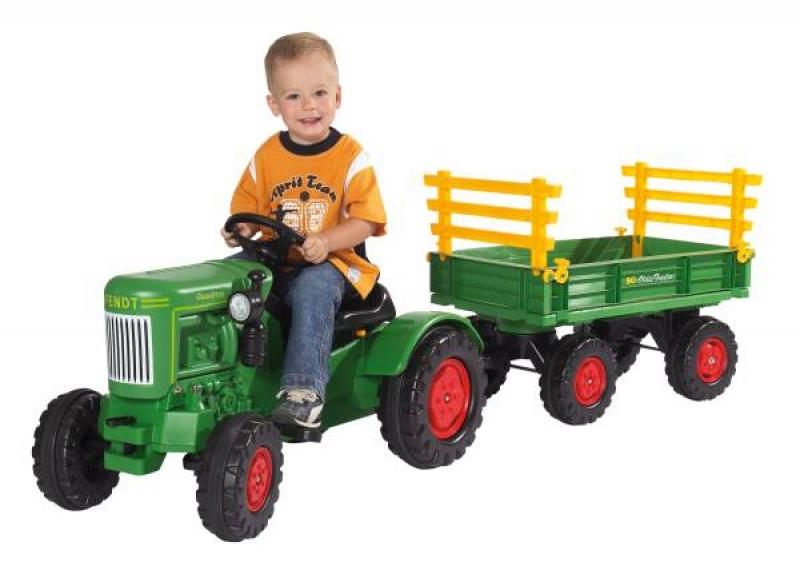 Wenn kinder traktor fahren dann richtig wunschfee