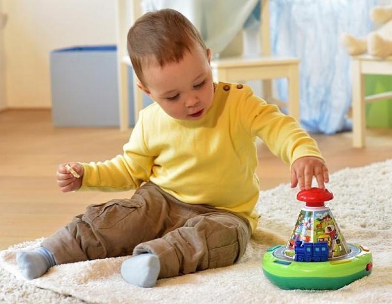 Neuheiten für das baby von ministeps kreisel beißbuch