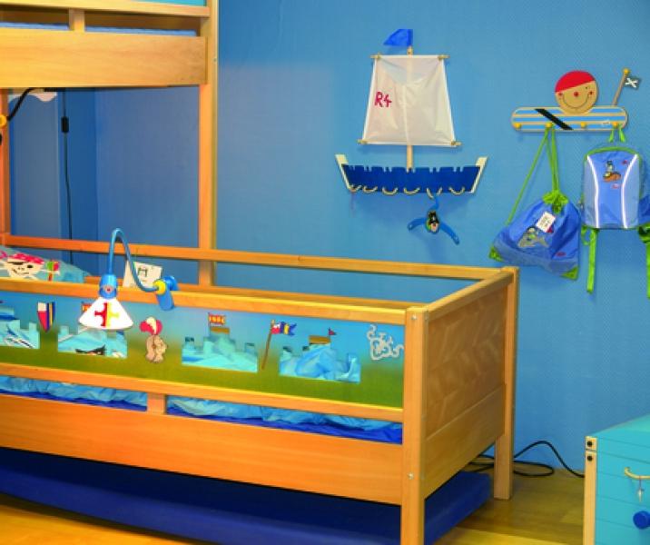 Sichere beleuchtung im kinderzimmer wunschfee - Kinderzimmer beleuchtung ...