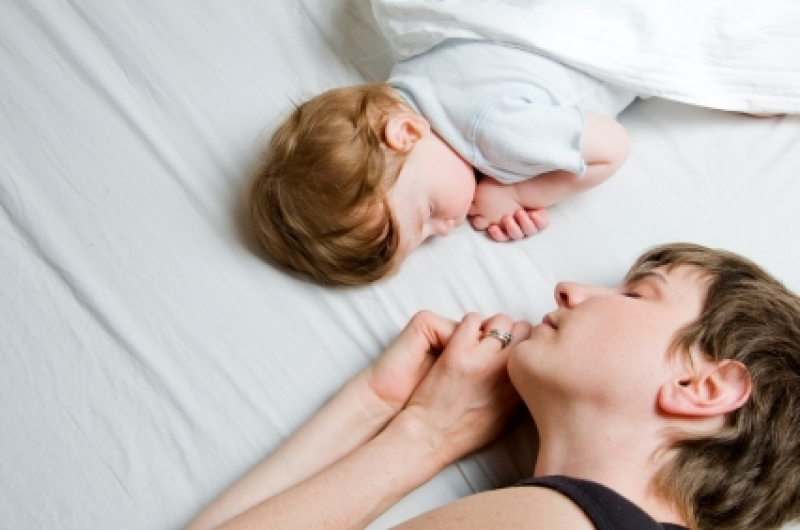 seit impfung schläft baby schlecht