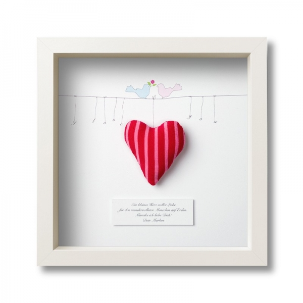 valentinstag geschenk kreativ