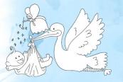 Geschenke zu Geburt und Taufe