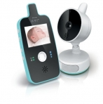 Philips Avent SCD603/00 Digitales Babyphone mit Videofunktion