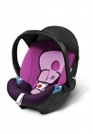 CBX by CYBEX Aton Basic, Autositz Gruppe 0+ (0 - 13 kg), Kollektion 2014, purple rain