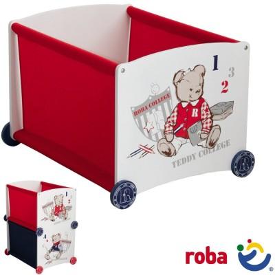 Die praktischen Stapelboxen von ROBA bestellen