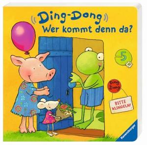 Das Pappbilderbuch Ding-Dong - Wer kommt denn da? bestellen