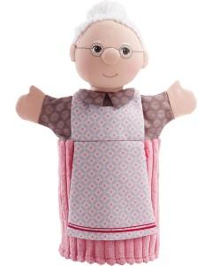 Die liebenswerte Oma als Handpuppe von HABA bestellen