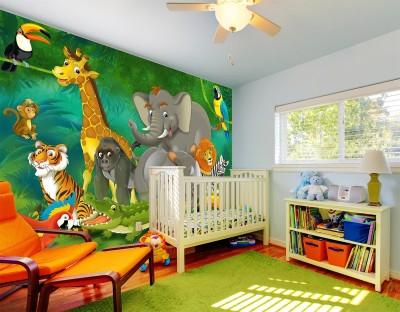 tipps f r die gestaltung des kinderzimmers wunschfee. Black Bedroom Furniture Sets. Home Design Ideas