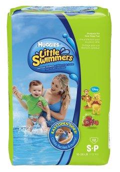 Die Huggies-Schwimmwindel kaufen
