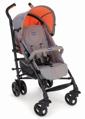 Den Buggy Lite Way Fluo Special Edition in Orange kaufe