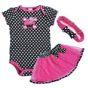 Das Baby-Mädchen BEkleidungsset von EFF kaufen