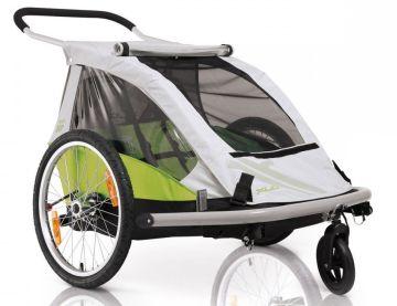 Den Kinder-Fahrrad-Anhänger XLC20 kaufen