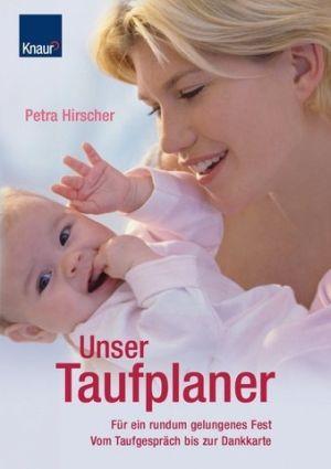 Das Buch - UNSER TAUFPLANER - kaufen