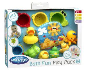Das Badespielzeug-Set von Playgo kaufen