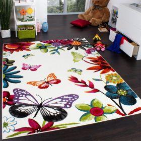 Den Kinderzimmer-Teppich Schmetterlinge kaufen