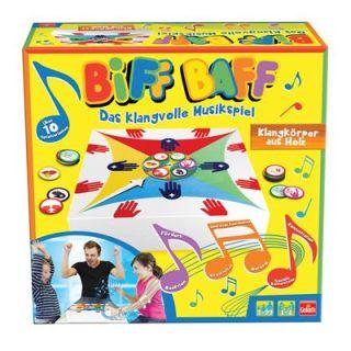 Das neue Musikspiel Biff Baff kaufen