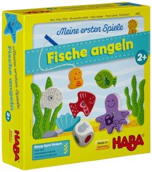 Das Lernspiel FISCHE ANGELN von HABA kaufen