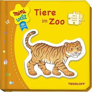 Das neue Puzzle-Buch - Tiere im Zoo - kaufen