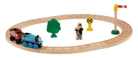 Das Holzeisenbahn-Starterset