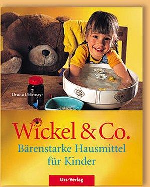 Das Buch - Wickel & Co. - Bärenstarke Hausmittel für Kinder - kaufen