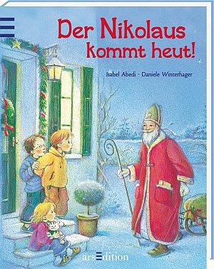 Das Buch - Der Nikolaus kommt heut! - kaufen
